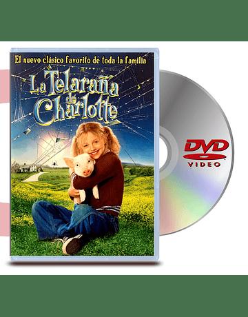 DVD La Telaraña de Charlotte