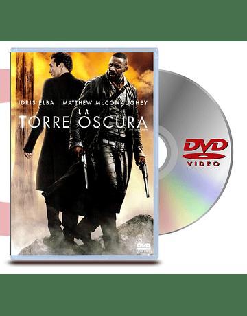 DVD La Torre Oscura