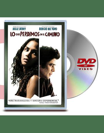 DVD Lo que Perdimos en el Camino