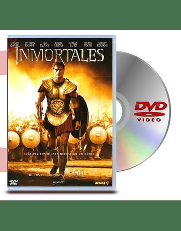 DVD Los Inmortales