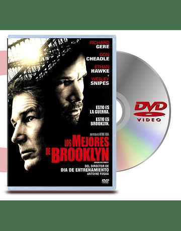 DVD Los Mejores de Brooklyn