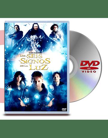 DVD Los Seis Signos de la Luz