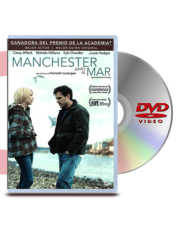 DVD Manchester junto al Mar