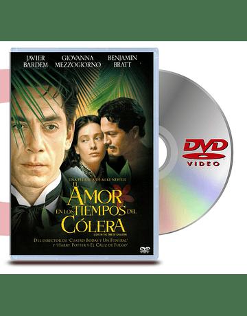 DVD El Amor en los Tiempos del Cólera