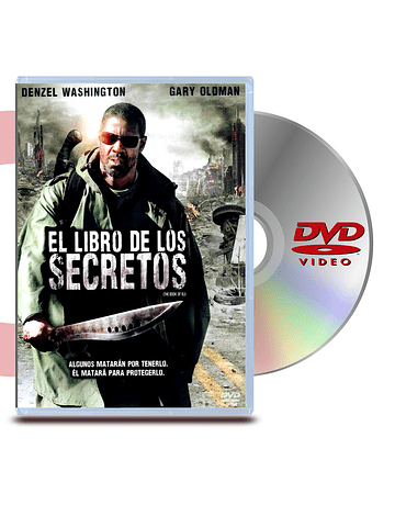DVD El libro de los Secretos