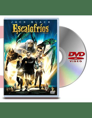 DVD Escalofríos