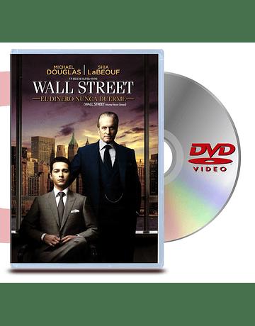 DVD Wall Street : El Dinero nunca Duerme