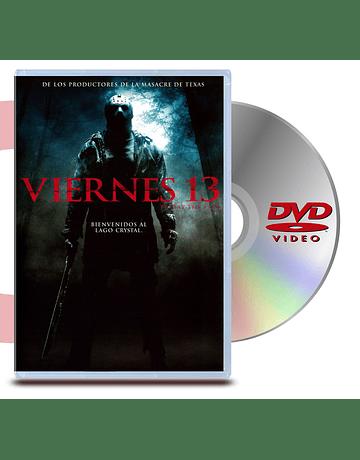 DVD Viernes 13 ( Remake)