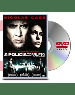 DVD Un Policía Corrupto