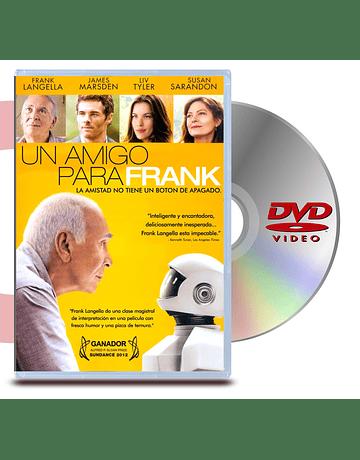 DVD Un Amigo para Frank