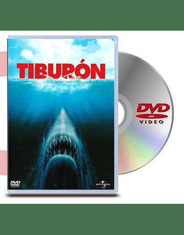 DVD Tiburón ( 1 Disco) Edición Especial
