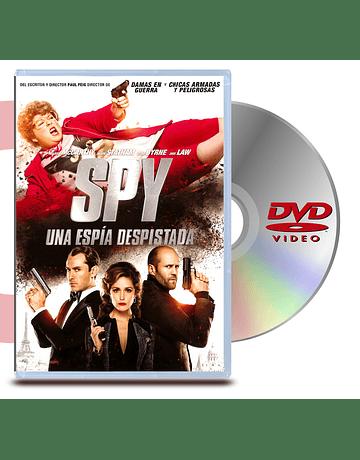 DVD Spy: Una Espía Despistada