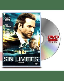 DVD Sin Límites