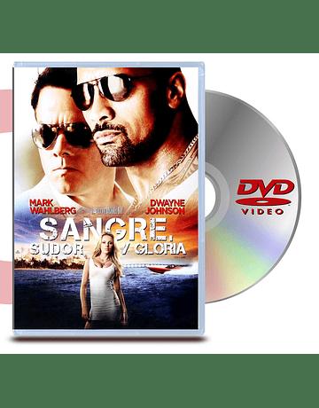 DVD Sangre, Sudor y Gloria