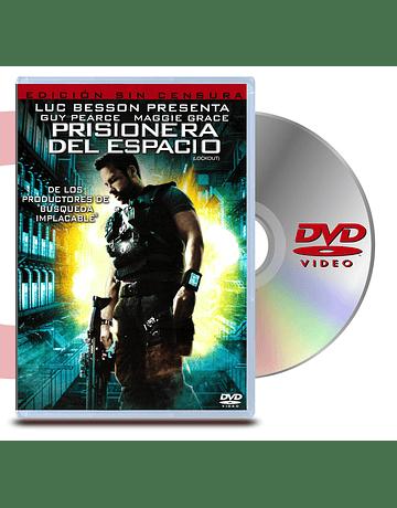 DVD Prisionera del Espacio