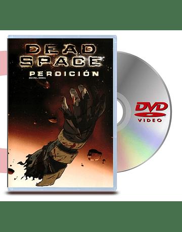 DVD Perdición ( Dead Space, Dowfall)
