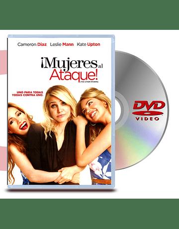 DVD Mujeres al Ataque