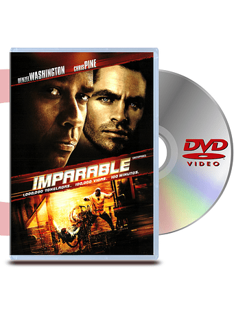 DVD Imparable