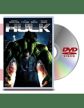 DVD Hulk 2 , El Hombre Increíble