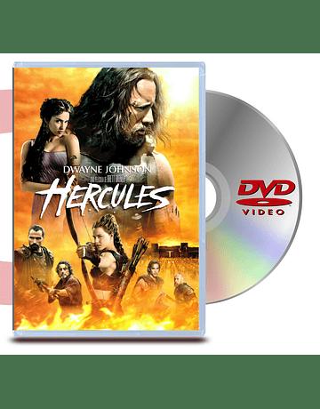 DVD Hércules