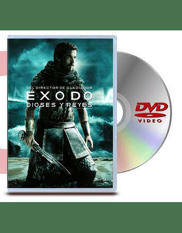 DVD Exodo: Dioses y Reyes