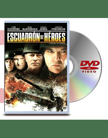 DVD Escuadrón de Héroes