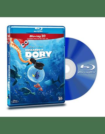 Blu Ray 3D Buscando A Dory + Blu Ray 2D
