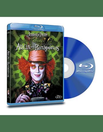 Blu Ray Alicia En El País De Las Maravillas BD+DVD
