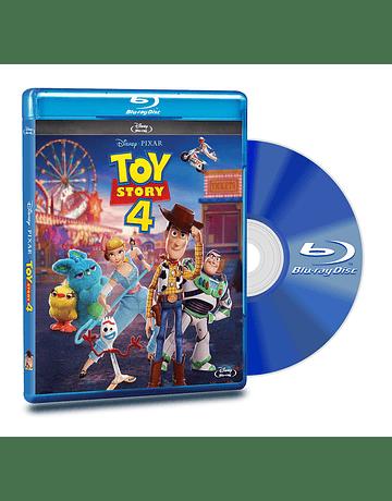 Blu Ray Toy Story 4