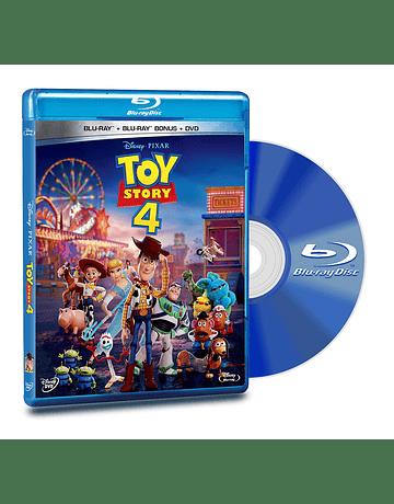 Blu Ray Toy Story 4 BD+DVD