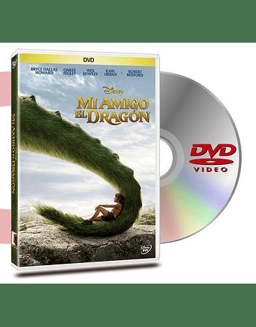DVD Mi Amigo El Dragon
