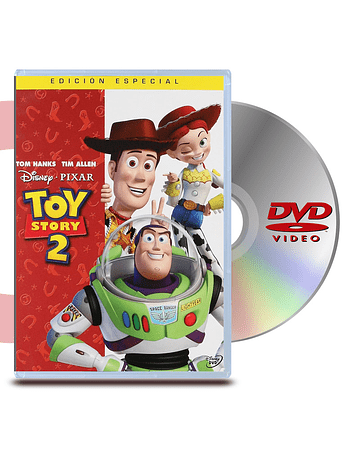 DVD Toy Story 2