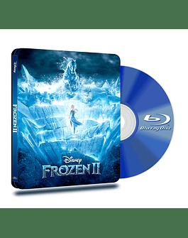 Steel Book Blu Ray Frozen 2 + DVD