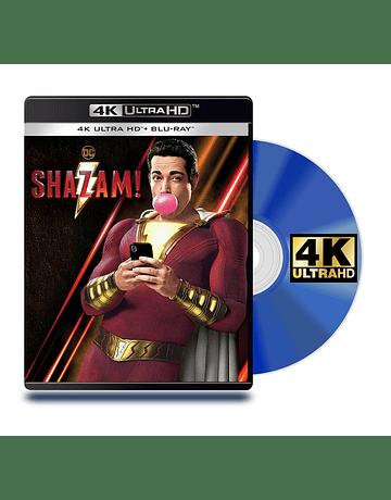Blu Ray 4K Shazam!