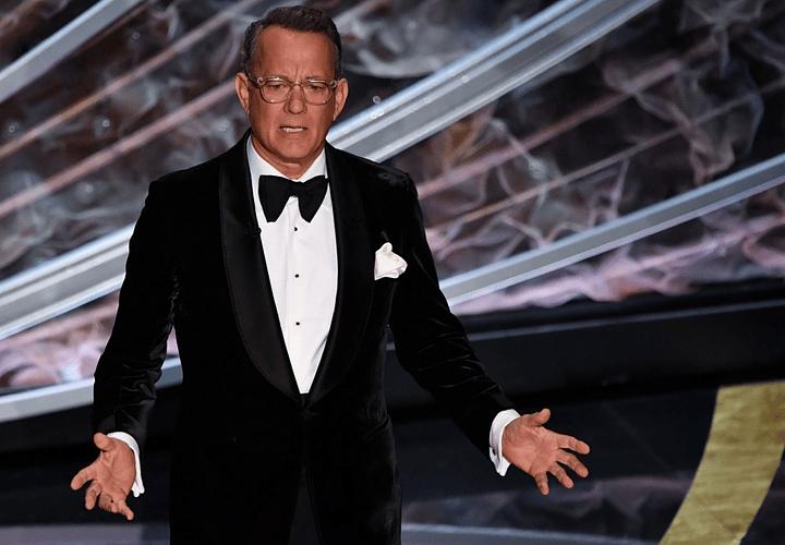 Ese amigo fiel… Tom Hanks.