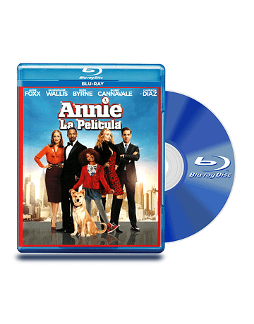 Blu Ray Annie: La Película