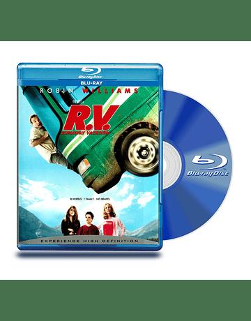 Blu Ray Locas Vacaciones Sobre Ruedas