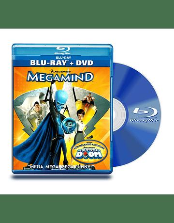 Blu Ray Megamente BD+DVD