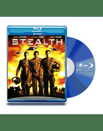 Blu Ray Stealth: La amenaza invisible