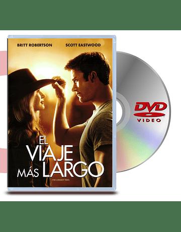 DVD El Viaje Más Largo