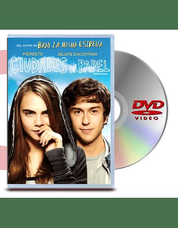 DVD Ciudades De Papel