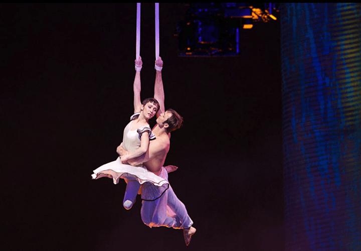 La Magia de Cirque Du Soleil