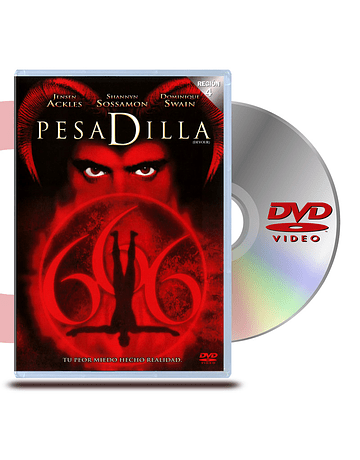 DVD Pesadilla