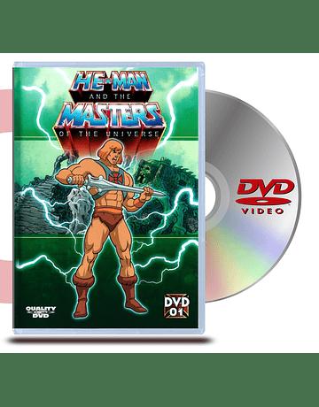 DVD He -Man