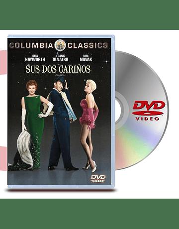 DVD Sus Dos Cariños