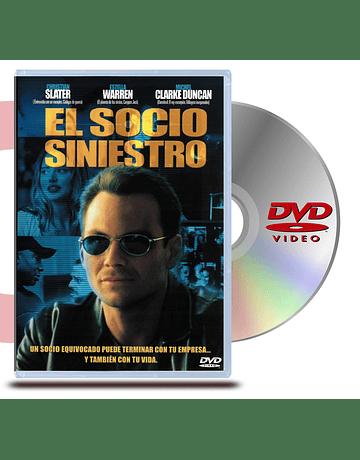 DVD El Socio Siniestro