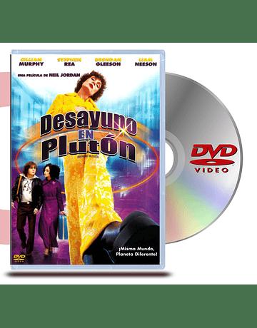 DVD Desayuno en Plutón
