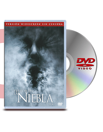 DVD Terror en la Niebla