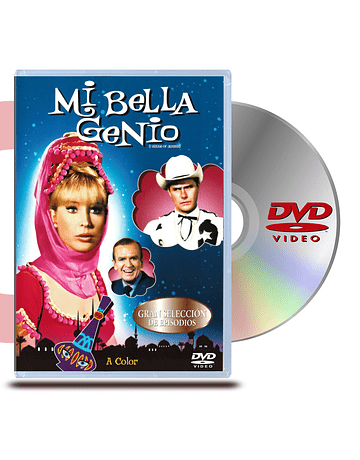 DVD Mi Bella Genio (Seleccion)