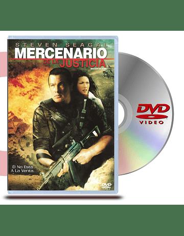 DVD Mercenario de la Justicia